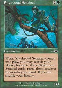 Skyshroud Sentinel - Nemesis
