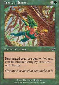 Treetop Bracers - Nemesis