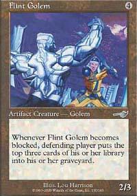 Flint Golem - Nemesis