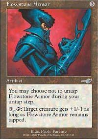 Flowstone Armor - Nemesis