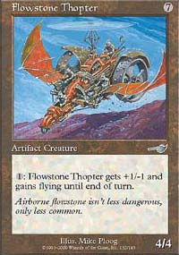 Flowstone Thopter - Nemesis