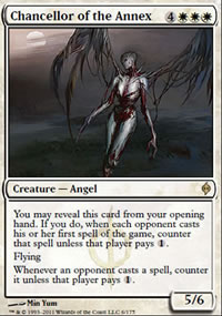 Chancellor of the Annex - New Phyrexia