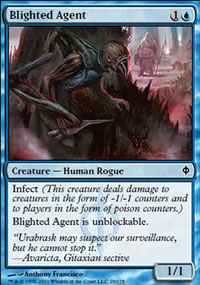 Blighted Agent - New Phyrexia