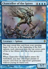 Chancellor of the Spires - New Phyrexia