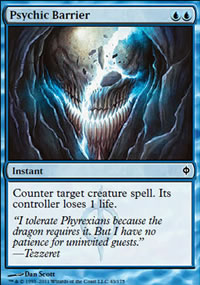 Psychic Barrier - New Phyrexia