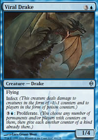 Viral Drake - New Phyrexia