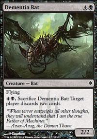Dementia Bat - New Phyrexia