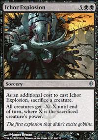 Ichor Explosion - New Phyrexia