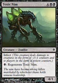 Toxic Nim - New Phyrexia