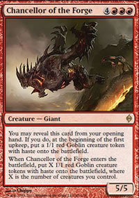 Chancellor of the Forge - New Phyrexia