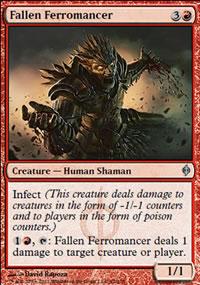 Fallen Ferromancer - New Phyrexia