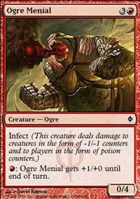 Ogre Menial - New Phyrexia