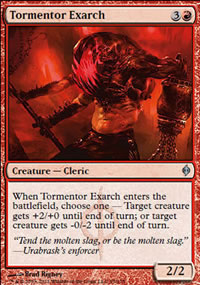 Tormentor Exarch - New Phyrexia