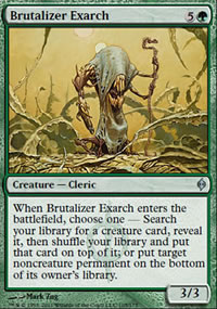Brutalizer Exarch - New Phyrexia