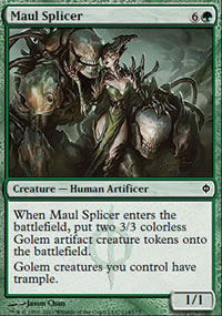 Maul Splicer - New Phyrexia