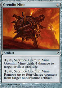 Gremlin Mine - New Phyrexia