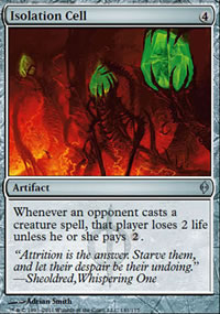 Isolation Cell - New Phyrexia