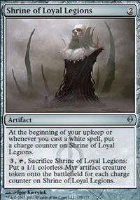 Shrine of Loyal Legions - New Phyrexia