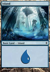 Island 2 - New Phyrexia