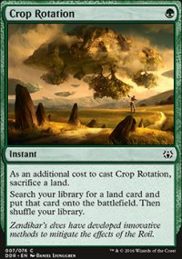 Crop Rotation - Nissa vs. Ob Nixilis