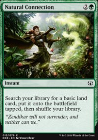 Natural Connection - Nissa vs. Ob Nixilis