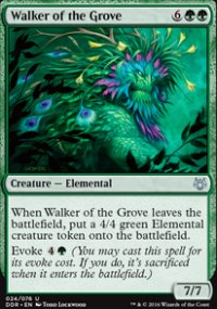 Walker of the Grove - Nissa vs. Ob Nixilis