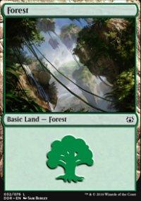 Forest 2 - Nissa vs. Ob Nixilis