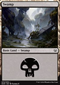 Swamp 5 - Nissa vs. Ob Nixilis