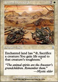 Animal Boneyard - Odyssey