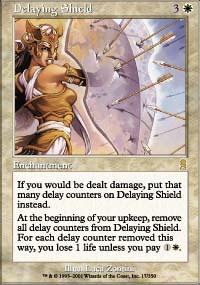Delaying Shield - Odyssey