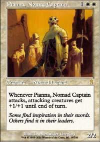 Pianna, Nomad Captain - Odyssey