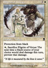 Pilgrim of Virtue - Odyssey