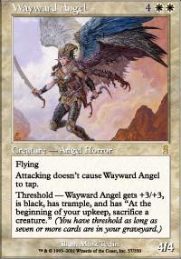Wayward Angel - Odyssey