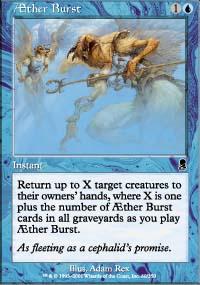 Aether Burst - Odyssey