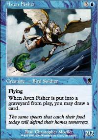 Aven Fisher - Odyssey