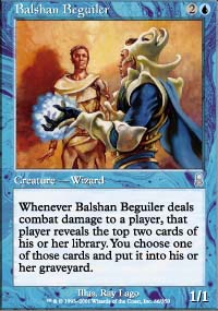 Balshan Beguiler - Odyssey