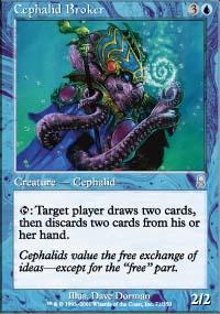 Cephalid Broker - Odyssey