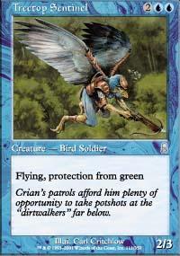Treetop Sentinel - Odyssey
