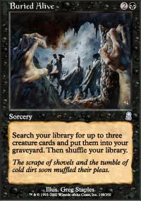 Buried Alive - Odyssey