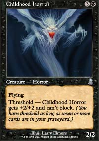 Childhood Horror - Odyssey