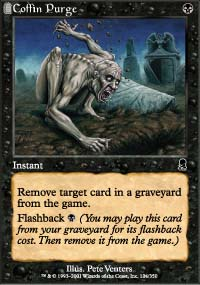 Coffin Purge - Odyssey