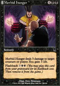 Morbid Hunger - Odyssey