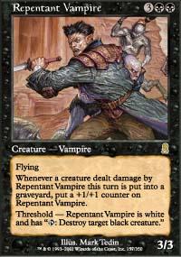 Repentant Vampire - Odyssey