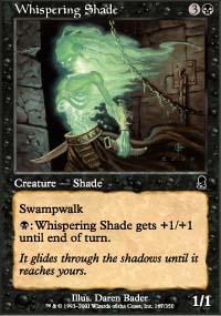 Whispering Shade - Odyssey
