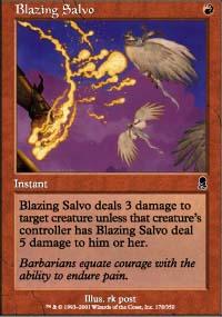 Blazing Salvo - Odyssey