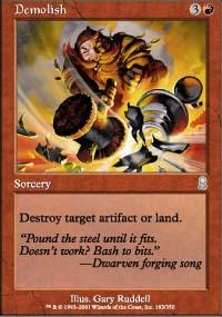 Demolish - Odyssey