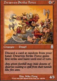 Dwarven Strike Force - Odyssey