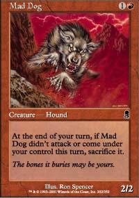 Mad Dog - Odyssey