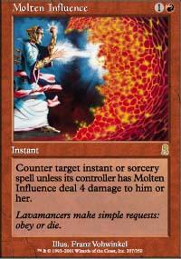 Molten Influence - Odyssey