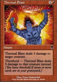 Thermal Blast - Odyssey